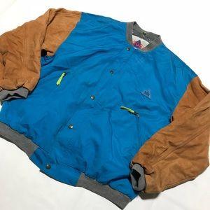 Other - Vintage S.O.S Varsity Jacket